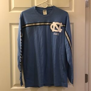 ⚜️ VS PINK Collegiate Pullover - Carolina